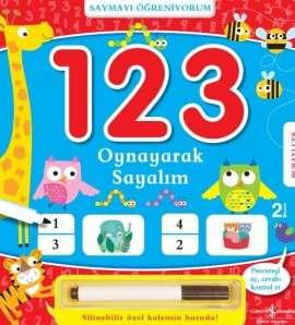Saymayı Öğreniyorum 1 2 3 Oynayarak Sayalım