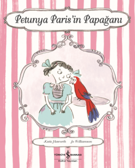 Petunya Paris'in Papağanı