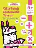 Ödeve Yardımcı Çıkartmalı Matematik Tekrarı 9+