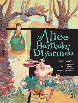 Alice Harikalar Diyarında – Çizgilerle Klasikler