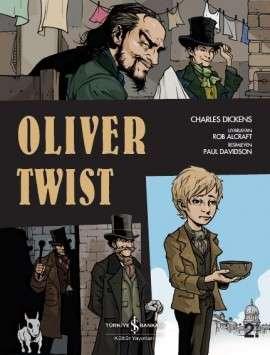 Oliver Twist – Çizgilerle Klasikler