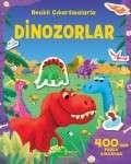 Dinozorlar – Renkli Çıkartmalarla