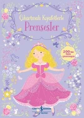 Çıkartmalı Kıyafetlerle Prensesler